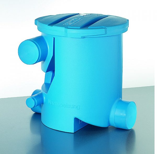 Rainwater Leaf Filter Volume combi