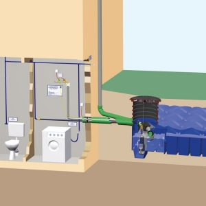 Domestic Rainwater Harvesting Systems