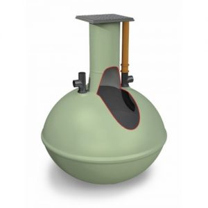 Clearwater GRP Septic Tank 4600L