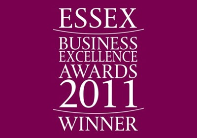 Essex Business Excellence Awards winner 2011