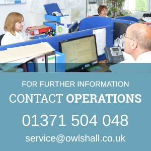 Operations Team - Owls Hall Environmental