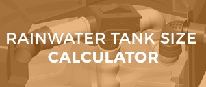 Rainwater Tank Size Calculator